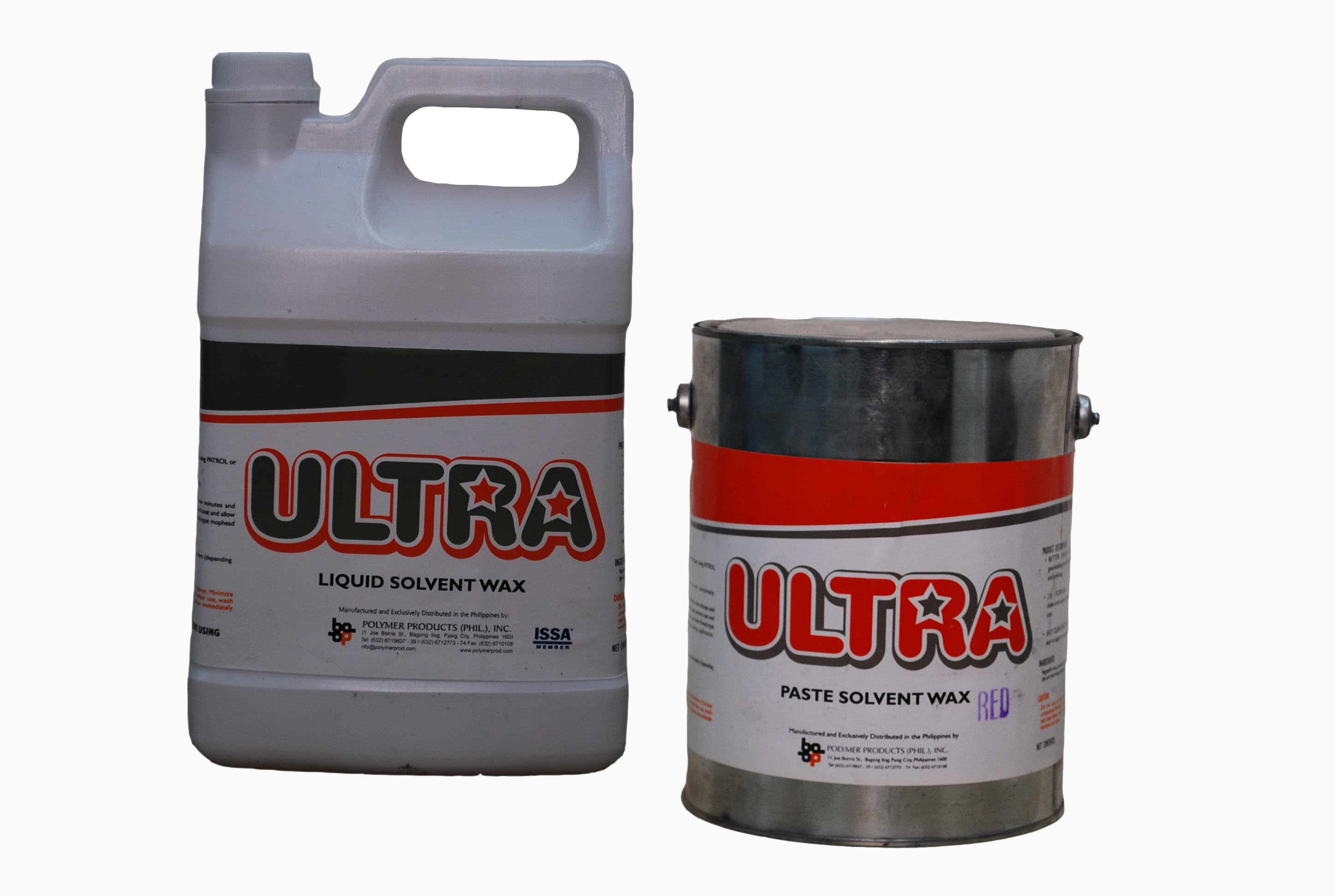 Ultra Floor Wax Polymer Products Phil Inc
