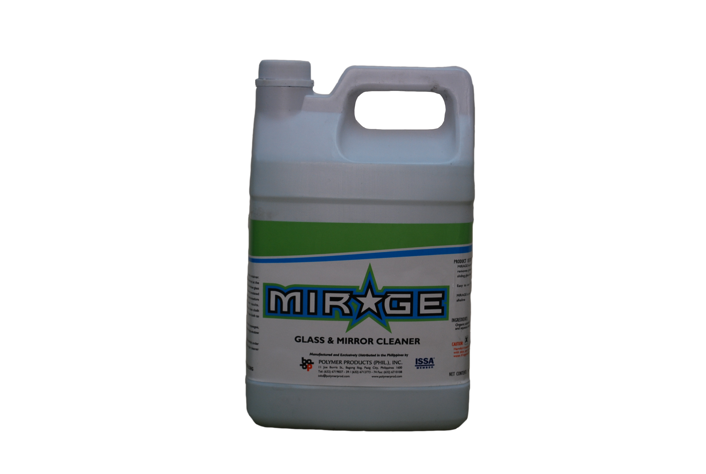 mirage cleaning chemicals philippines